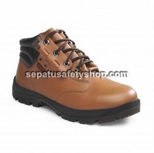 sepatu safety cheetah 7112