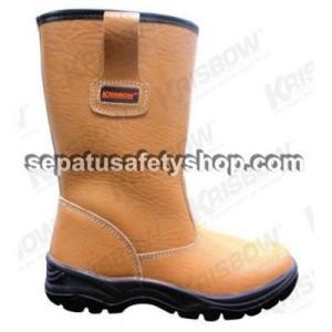 sepatu safety krisbow boot viking