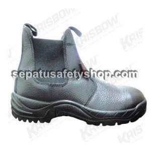 sepatu safety krisbow gladiator 6 inch