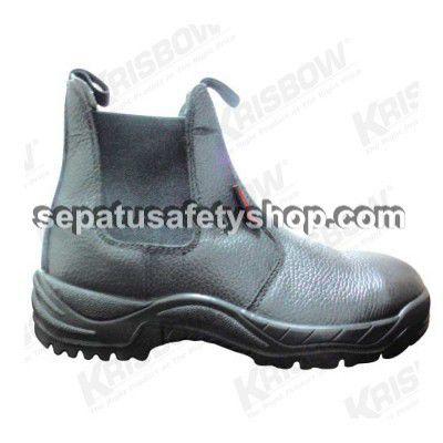 sepatu-safety-krisbow-gladiator-6in-38-5