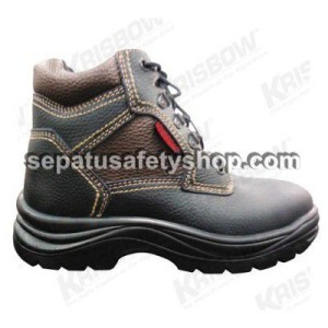 sepatu safety krisbow hercules 6 inch