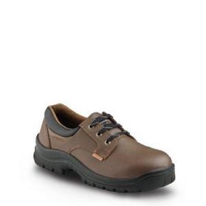 sepatu safety krusher alaska brown