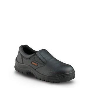 sepatu safety krusher boston black