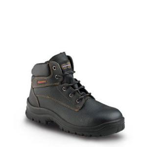 sepatu safety krusher dallas black
