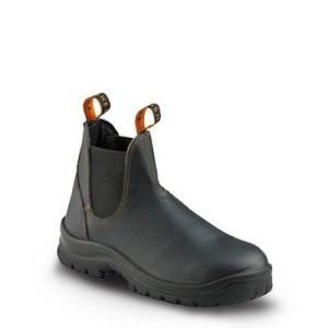 sepatu safety krusher nevada black
