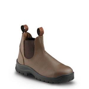 sepatu safety krusher nevada brown