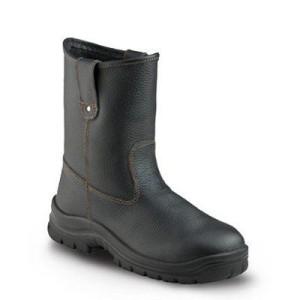 sepatu safety krusher texas black