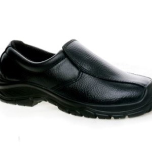 sepatu safety drosha georgia slip on