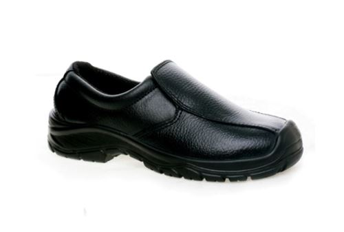 sepatu-safety-drosha-georgia-slip-on