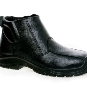 sepatu safety drosha jaguar ankle boot