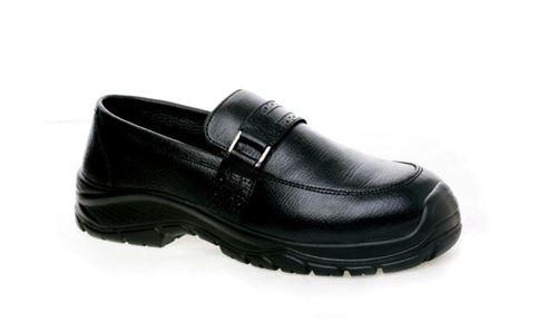 sepatu-safety-drosha-princeton-slip-on
